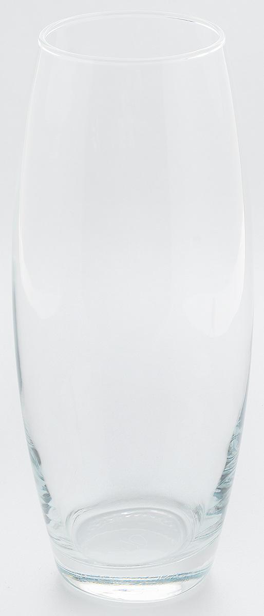 Ваза Pasabahce Botanica, высота 26 см. 43966/43966/Декоративная ваза Pasabahce Botanica выполнена из высококачественного прозрачного стекла. Изделие придется по вкусу и ценителям классики, и тем, кто предпочитает утонченность и изящность. Вы можете поставить вазу в любом месте, где она будет удачно смотреться и радовать глаз. Такая ваза подойдет для декора интерьера. Кроме того - это отличный вариант подарка для ваших близких и друзей.