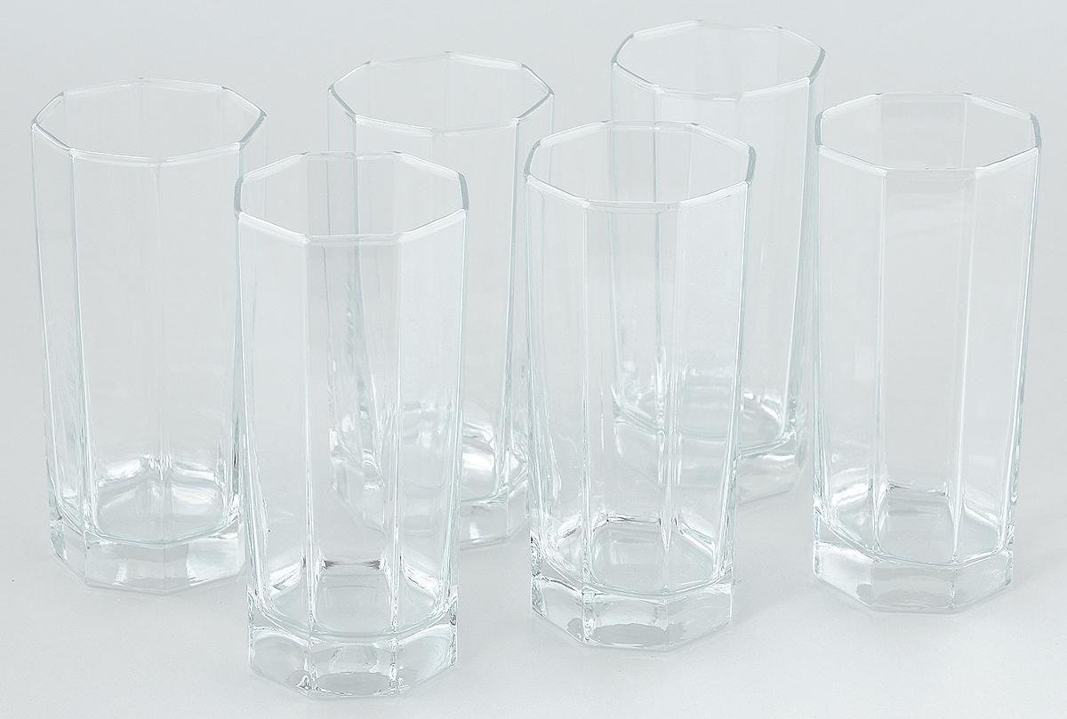 Набор стаканов для пива Pasabahce Kosem, 380 мл, 6 шт42082/Набор Pasabahce состоит из шести стаканов, выполненных из прочного натрий-кальций-силикатного стекла. Стаканы, оснащенные утолщенным дном, предназначены для подачи пива. Такой набор прекрасно подойдет для любителей пенного напитка. Высота стакана: 15 см.