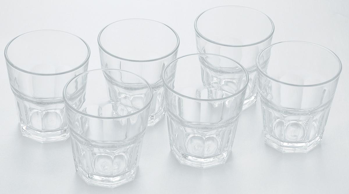 Набор стаканов Pasabahce Casablanca, 355 мл, 6 шт52704T/Набор Pasabahce Casablanca состоит из шести стаканов, выполненных из высококачественного стекла. Изделия оснащены многогранной рельефной поверхностью. Такие стаканы подойдут для подачи виски, сока и других напитков со льдом. Стаканы сочетают в себе элегантный дизайн и функциональность. Набор стаканов Pasabahce Casablanca идеально подойдет для сервировки стола и станет отличным подарком к любому празднику.