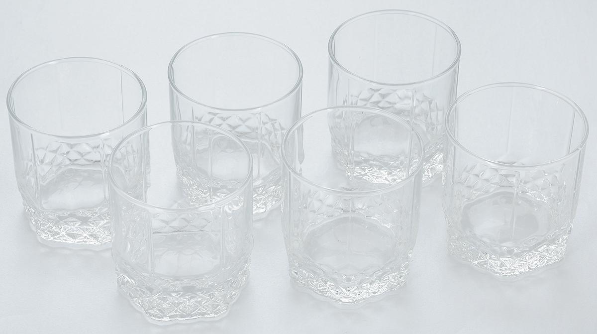 Набор стаканов для сока Pasabahce Valse, 250 мл, 6 шт42943GRBНабор Pasabahce состоит из шести стаканов, выполненных из закаленного натрий-кальций-силикатного стекла. Низкие стаканы с утолщенным дном предназначены для подачи сока, компота и других напитков. Стаканы сочетают в себе элегантный дизайн и функциональность. Благодаря такому набору пить напитки будет еще вкуснее. Набор стаканов Pasabahce идеально подойдет для сервировки стола и станет отличным подарком к любому празднику. Высота стакана: 8,5 см.