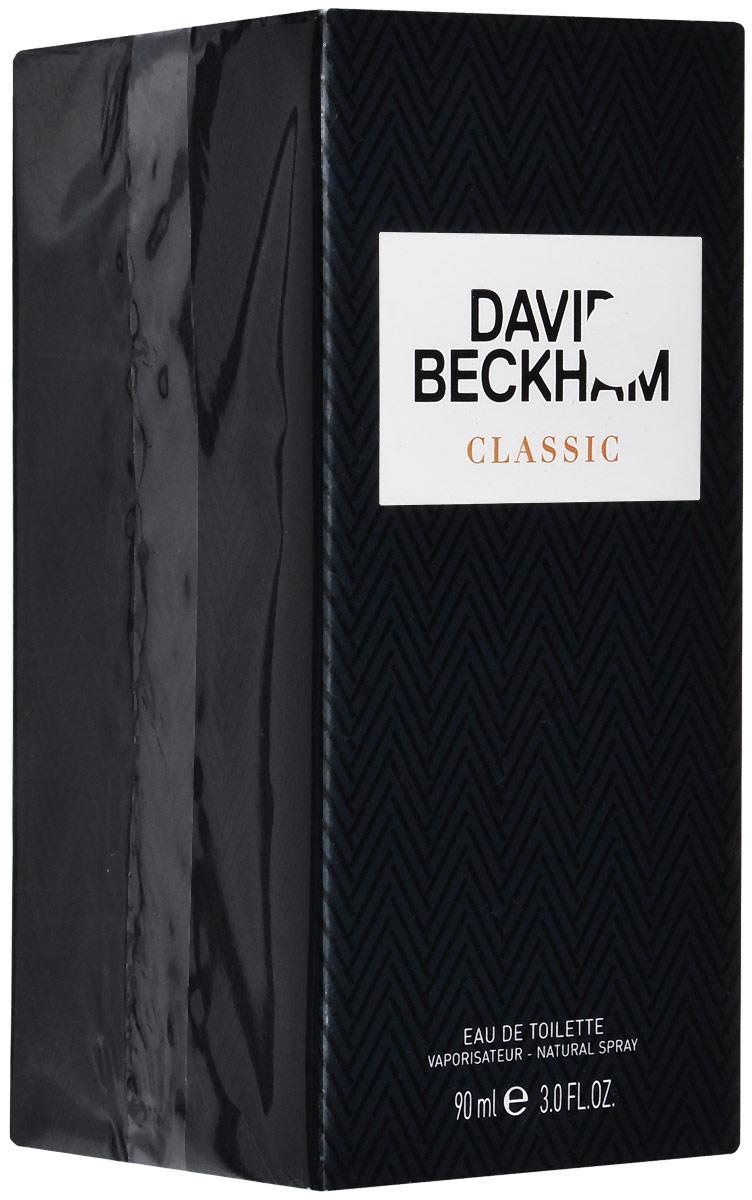 David Beckham Classic Туалетная вода мужская 90 мл32270207000David Beckham Classic («Дэвид Бекхэм. Классика») – новый аромат, выпущенный в 2013 году.. Композиция для мужчин принадлежит к семейству древесных фужерных. Стильный и яркий, этот аромат предназначен для молодых активных мужчин, неравнодушных к спорту и хорошо разбирающихся в моде. Этот парфюм хорош как для дневного, так и для вечернего использования. Тонкий и ненавязчивый шлейф будет с вами весь день. Парфюмер: Aurelien Guichard Орельен Гишар – молодой прогрессивный парфюмер из Грасса, ученик парфюмерной школы Givaudan, на данный момент – один из ведущих сотрудников компании Givaudan. Его отец – знаменитый Жан Гишар, директор школы Givaudan, обладатель приза Франсуа Коти в 2000 году, создатель ароматов Cacharel LouLou и Calvin Klein Obsession. Дедушка и бабушка Орельена также были задействованы в парфюмерной промышленности – они производили розы и жасмин для извлечения масляных эссенций для создания духов. Неудивительно, что, имея подобных предков, столь преданных своей профессии,...