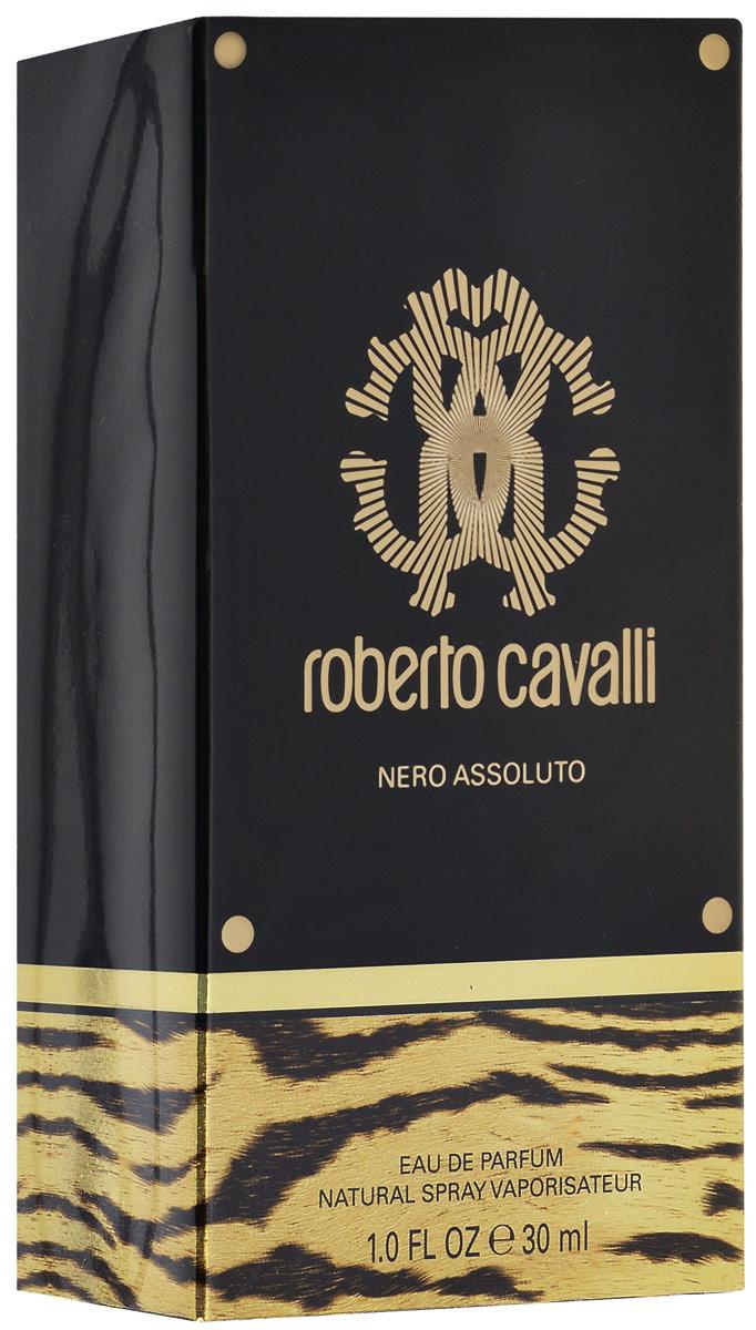Roberto Cavalli Nero Assoluto Парфюмерная вода женская 30 мл75001276000Изысканность аромата Roberto Cavalli Nero Assoluto определяется качеством драгоценных ключевых ингредиентов.Аромат открывается чарующим аккордом орхидеи – кружащим голову, пробуждающим чувства, увлекающим внимание. Хрупкий, но мощный цветок придает аромату уникальную чувственность, которая продолжается и усиливается яркой и громкой нотой сердца – черной ванилью. Одновременно сладкая и пряная, она идеально отражает двойственность Nero Assoluto: его деликатный дуэт элегантности и чувственности. Сильная нота базы – черное дерево – придает объем и величественность этому уникальному аромату.Парфюм предназначен для женщин, которые не боятся выделиться и заявить о себе.
