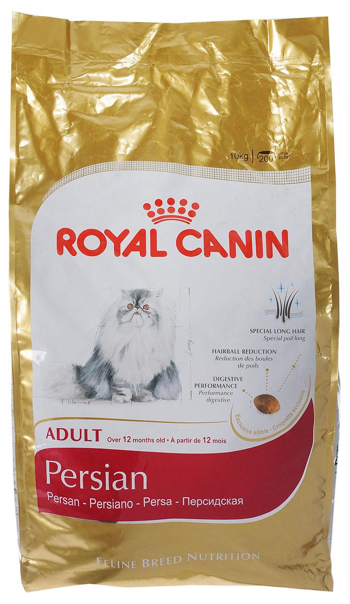 Корм сухой Royal Canin Persian Adult, для взрослых кошек персидских пород старше 12 месяцев, 10 кг453100-538100Royal Canin Persian Adult - полнорационный корм для взрослых кошек персидских пород старше 12 месяцев. Предки персидских кошек были любимцами европейской аристократии, и до сих пор эта порода остается наиболее известной и почитаемой во всем мире! Персидскую кошку ценят не только за ее невероятную красоту, но и за благородный мягкий характер. Спокойствие и безмятежность - вот жизненное кредо этой утонченной аристократки. Ни одна кошка не может похвастать такой же густой и длинной шерстью: у персидской кошки она достигает 20 см в области воротника. Для поддержания здоровья этой чувствительной шерсти требуются регулярный уход и защита. Помимо всего прочего персидские кошки отличаются разнообразием окрасов: на данный момент существует более 200 видов расцветки шерсти этих обаятельных животных. Персидские кошки глотают немало шерсти во время ежедневного вылизывания. Непрерывный процесс линьки усугубляется домашним образом жизни. Чтобы предотвратить образование...