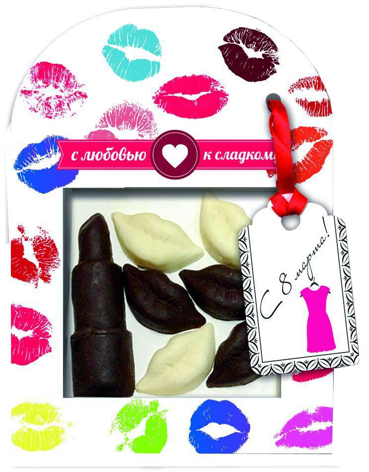 Русский марципан Весеннее настроение, сувенир из шоколадной глазури, 46 г16922Сладкий шоколадный набор будет прекрасным подарком.