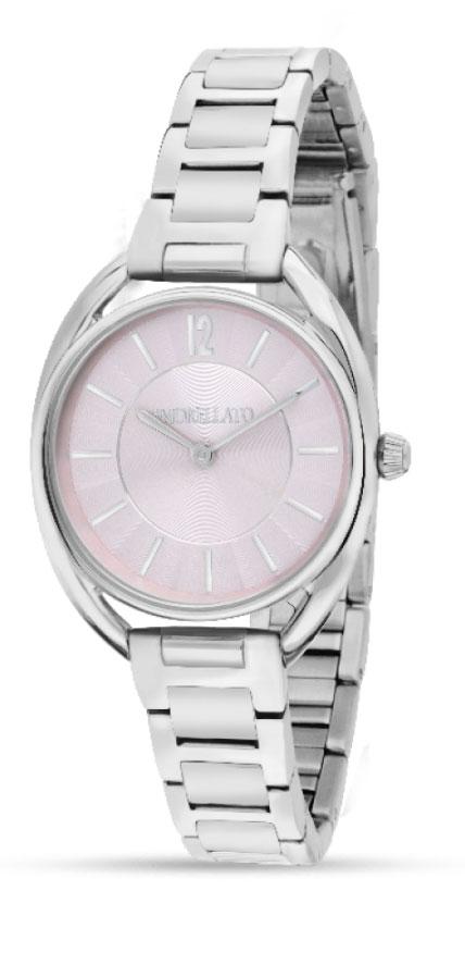 Наручные часы женские Morellato Tivoli, цвет: серебристый. R0153137509R0153137509Наручные часы Morellato, корпус и задняя крышка из стали