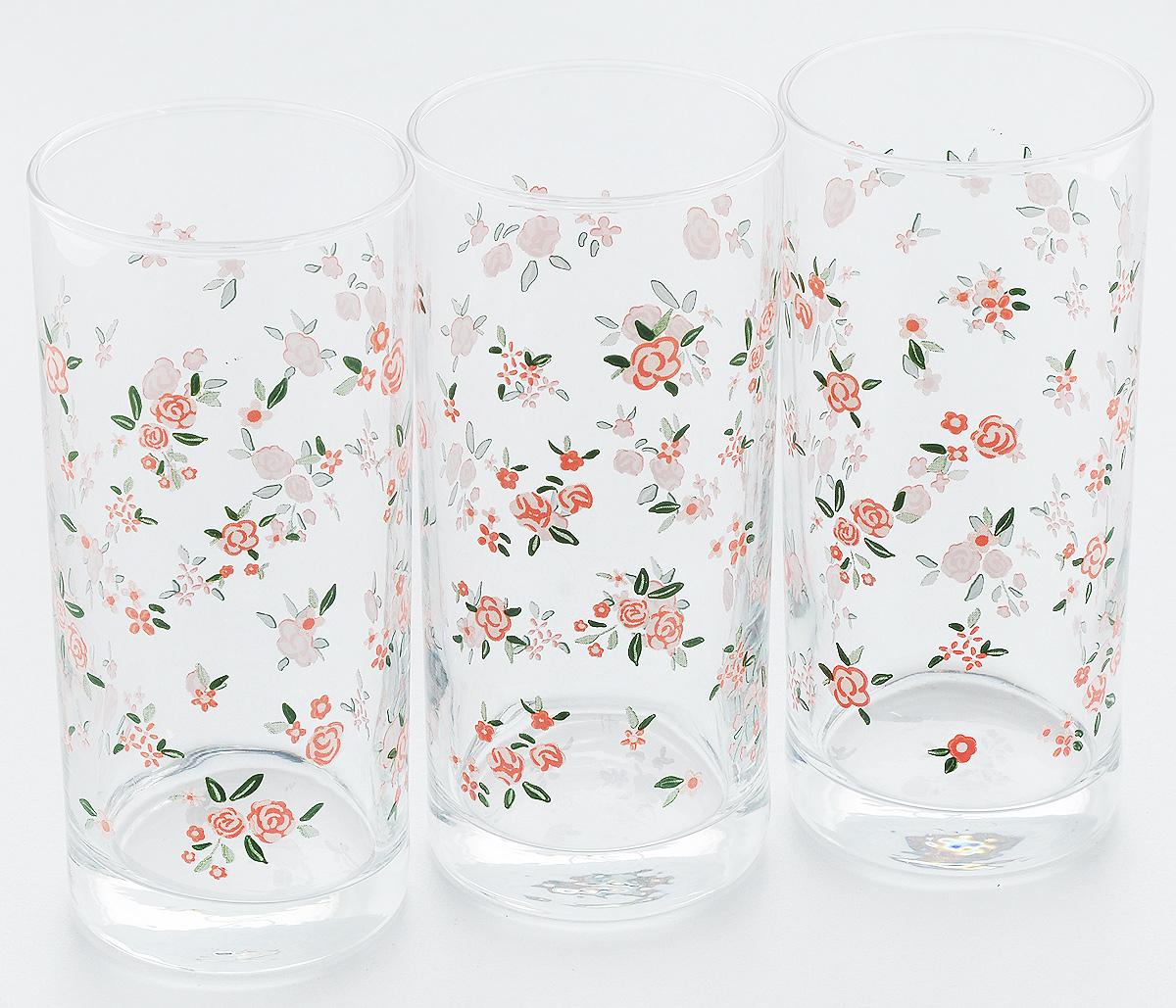 Набор стаканов Pasabahce Provence, 290 мл, 3 шт42402B/SНабор Pasabahce Provence состоит из трех бокалов, выполненных из закаленного натрий- кальций-силикатного стекла. Изделия украшены ярким рисунком и прекрасно подойдут для подачи холодных напитков. Их оценят как любители классики, так и те, кто предпочитает современный дизайн. Набор идеально подойдет для сервировки стола и станет отличным подарком к любому празднику. Высота стакана: 13,5 см.