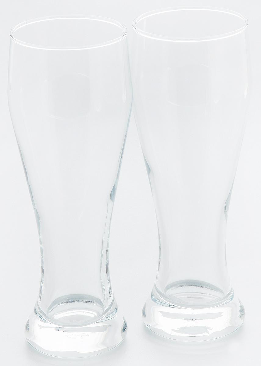Набор стаканов для пива Pasabahce Pub, 415 мл, 2 шт42116/Набор Pasabahce Pub состоит из двух стаканов, выполненных из прочного натрий-кальций-силикатного стекла. Стаканы, оснащенные утолщенным дном, предназначены для подачи пива. Такой набор прекрасно подойдет для любителей пенного напитка.