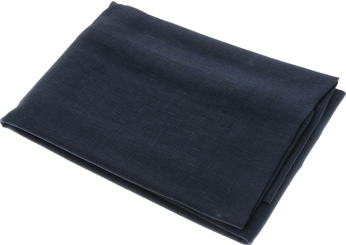 Скатерть Гаврилов-Ямский Лен, прямоугольная, цвет: темно-синий, 140 x 220 см10со3560-1_темно-синийСкатерть Гаврилов-Ямский Лен выполнена из 100% льна. Данное изделие является незаменимым аксессуаром для сервировки стола. Лён - поистине уникальный, экологически чистый материал. Изделия из льна обладают уникальными потребительскими свойствами. Такая скатерть очень практична и неприхотлива в уходе. Она создаст тепло и уют вашему дому.