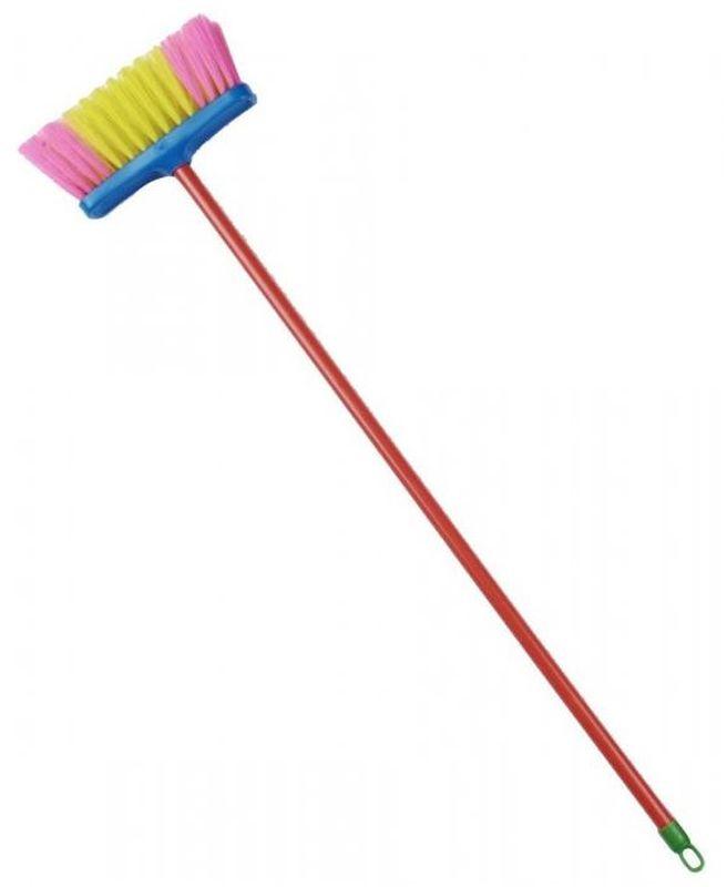 Klein Игрушечная щетка для уборки цвет желтый розовый
