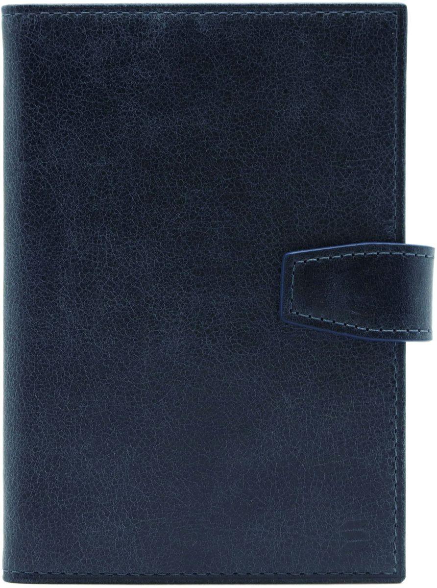 Обложка для автодокументов Soltan, цвет: синий. 036 11 17036 11 17Обложка для автодокументов SOLTAN из натуральной кожи с эффектом старения, синего цвета, закрывается на кнопку, внутри четыре кармашка для карточек, файлы для документов.