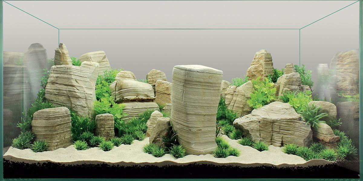 Набор декораций для аквариума ArtUniq В поисках майя, 90 x 40 x 40 смART-4116820Набор декорация для аквариума ArtUniq В поисках майя поможет вам создать из своего аквариума произведение искусства. Содержит около пяти видов растений. Практичный элемент впишется в любой подводный пейзаж, превращая обычный аквариум в притягивающий внимание предмет интерьера. Каждый, кто увидит его, удивится резвящимся в нем рыбкам, которым больше никогда не будет скучно. Все компоненты этого украшения сделаны из химически нейтрального материала. Он не меняет состав и основные параметры воды, постоянно оставаясь безопасным для обитателей аквариума. Благодаря декорациям ArtUniq вы сможете смоделировать потрясающий пейзаж на дне вашего аквариума или террариума. Общий размер декорации (в собранном виде): 90 х 40 х 40 см. Высота растений: 3-9,5 см.