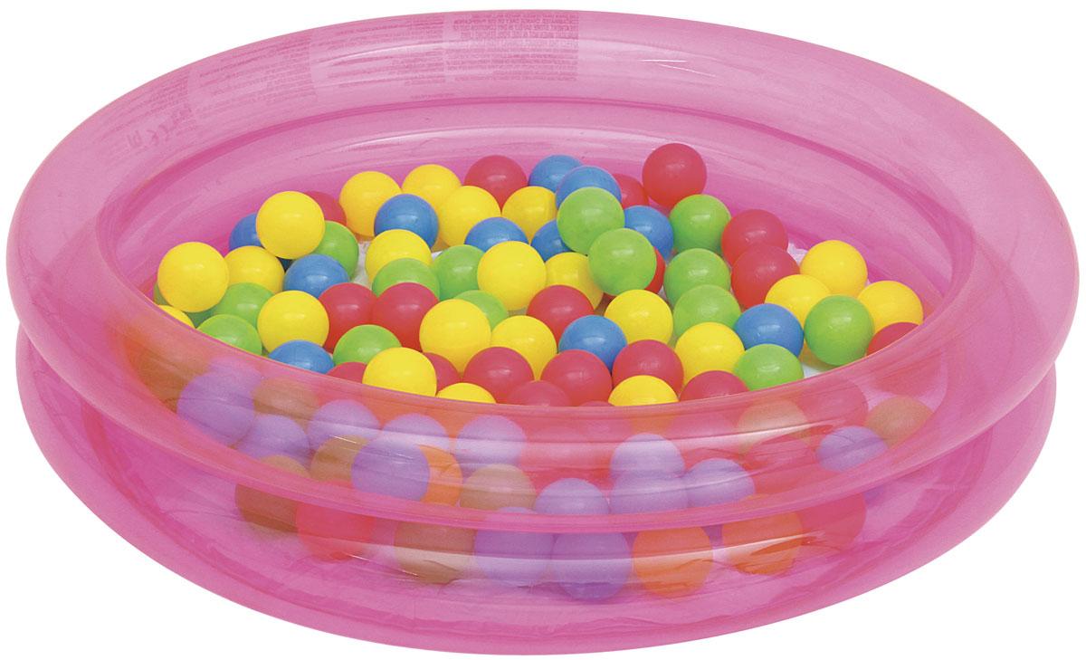 Bestway Надувной бассейн с 50 шариками51085