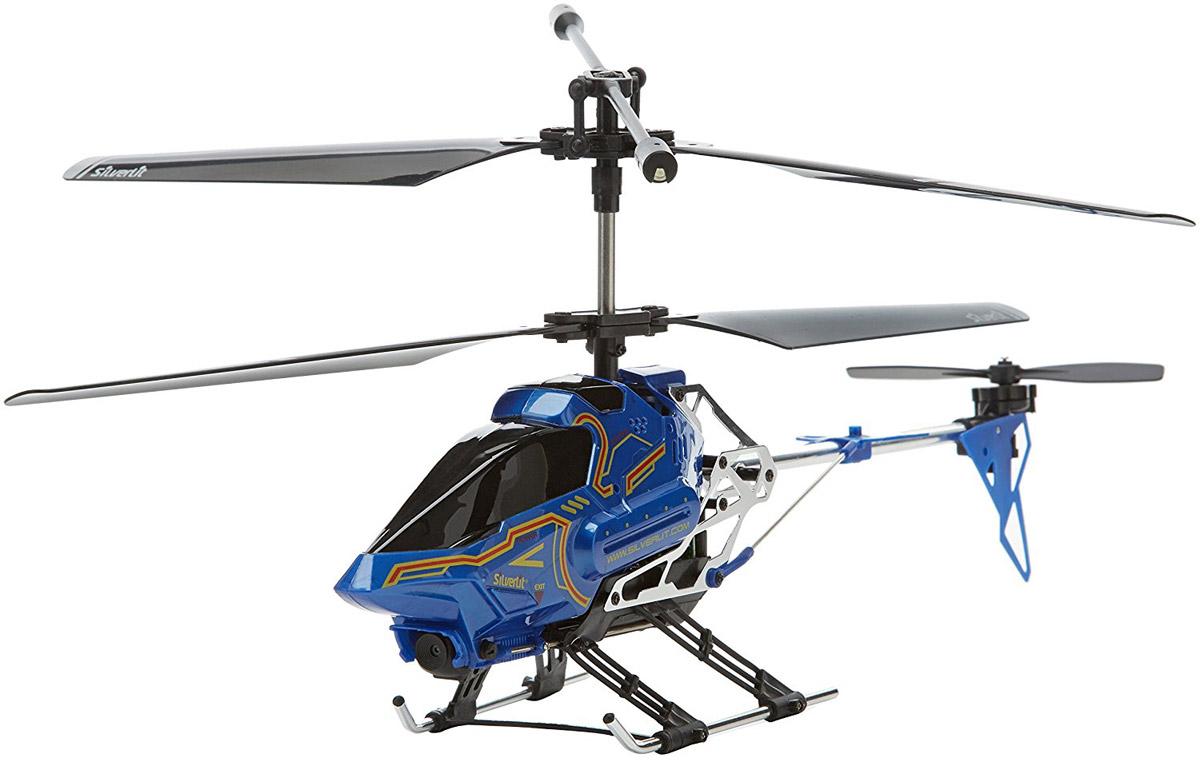 Silverlit Вертолет на радиоуправлении Sky Eye цвет синий