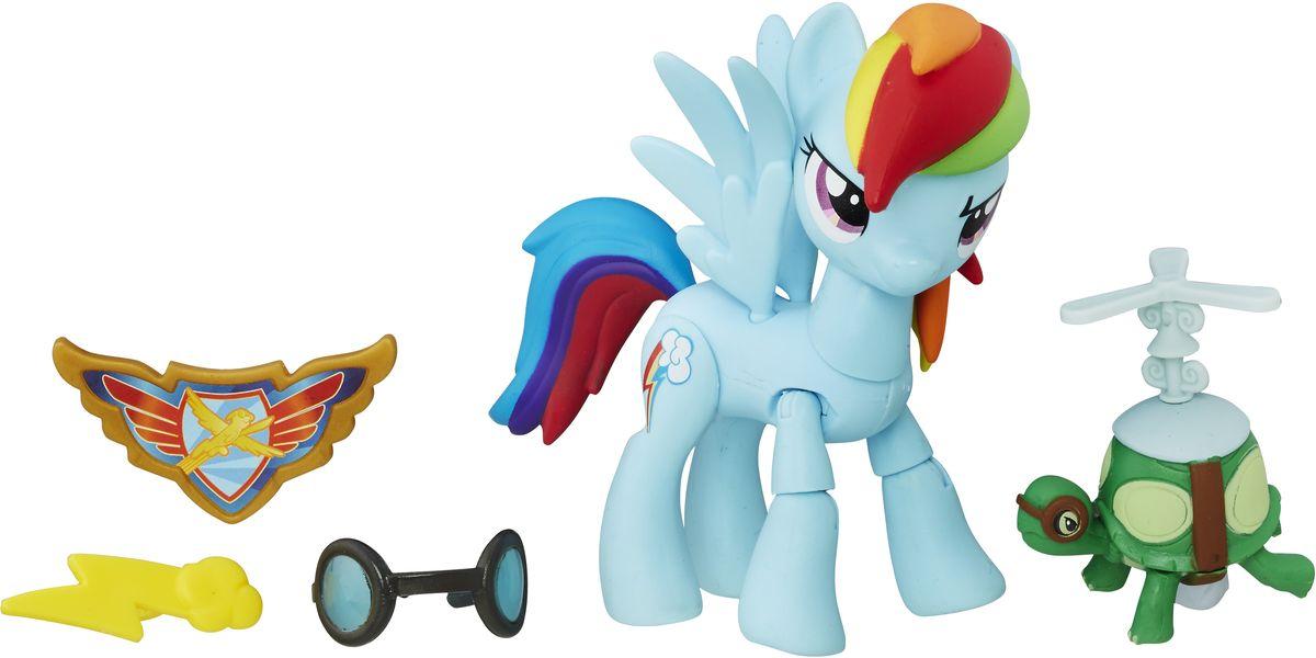 My Little Pony Игровой набор Хранители Гармонии Rainbow Dash B6008