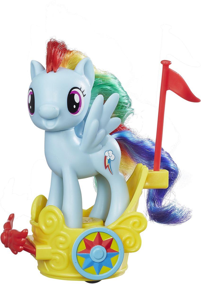 My Little Pony Игровой набор Пони Rainbow Dash в карете B9159