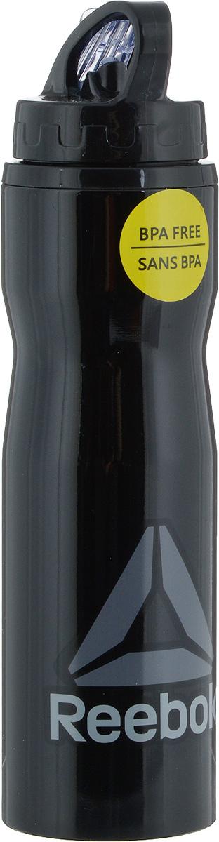 Бутылка для воды Reebok Os U Waterbot Metal, 500 млBP8844Стильная бутылка для воды Reebok Os U Waterbot Metal прекрасно подойдет для использования во время тренировки или жаркую погоду. Корпус изготовлен из стали высокой прочности. Бутылка оснащена пластиковой крышкой с выдвигающейся трубкой, которая позволяет легко пить на ходу. Широкое отверстие позволяет удобно наливать жидкость и добавлять лед. Ручка для переноске делает эту бутылку еще более практичным аксессуаром. Употребление достаточного количества жидкости - важная часть спортивного режима. Благодаря эргономичной форме эту бутылку удобно носить в руках. Диаметр горлышка: 5 см. Диаметр дна: 6,8 см. Высота бутылки (без учета крышки): 22,8 см. Высота бутылки (с учетом крышки): 26 см.