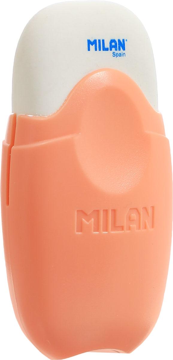 Milan Ластик School 1012 овальный цвет оранжевыйCMMS1012_оранжевыйЛастик Milan School 1012 - это ластик с пластиковым держателем в эргономичном компактном корпусе. Заменяемый ластик.