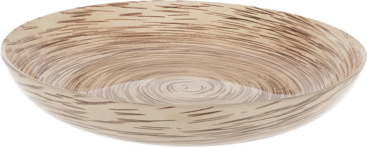 Тарелка суповая Luminarc Stonemania Cappuccino, диаметр 20 смJ2132Суповая тарелка Luminarc Stonemania Cappuccino выполнена из ударопрочного стекла и имеет изысканный внешний вид. Изделие сочетает в себе изысканный дизайн с максимальной функциональностью. Она прекрасно впишется в интерьер вашей кухни и станет достойным дополнением к кухонному инвентарю. Тарелка Luminarc Stonemania Cappuccino подчеркнет прекрасный вкус хозяйки и станет отличным подарком. Диаметр тарелки: 20 см. Высота тарелки: 3 см.