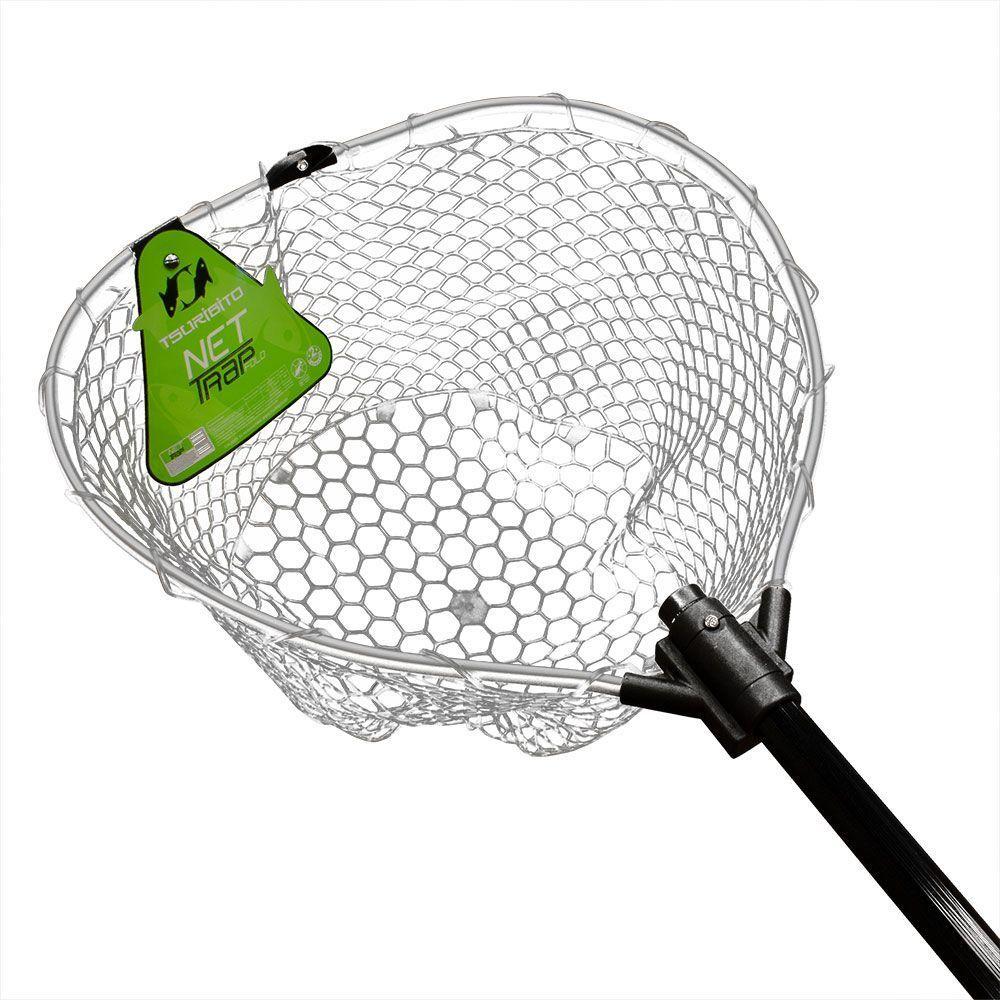 Подсачек Tsuribito Net Trap Fold, с силиконовой сеткой, складной, 200 х 46 х 46 см67957Универсальный подсак с силиконовой сеткой. Применяется для вытаскивания рыбы без повреждения снастей и самого улова. Подсак отлично справляется с большими нагрузками благодаря наличию ручки из высокопрочного материала. При переноске подсак очень удобен, занимает мало места. Сочетает в себе комфорт и удобство для максимально эффективных результатов рыбной ловли.