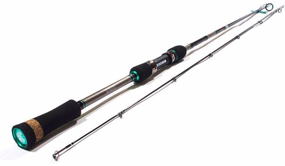 Удилище спиннинговое Yoshi Onyx Casta 802MH80848В серии Yoshi Onyx Casta представлены 8 спиннинговых удилищ, существенно различающихся по своим спецификациям: от ультра-лайт коротыша до мощного береговика. Любой рыболов найдет для себя наилучший вариант, который будет полностью соответствовать условиям ловли. Все модели Casta оснащены кольцами из оксида алюминия премиум класса, петлей для крепления приманки и разнесенной рукояткой из EVA. Все удилища этой линейки отличаются современным дизайном, надежностью бланка, и самое главное низкой ценой, которая как минимум удивит как специалиста так и любителя. Соотношение качества и цены - основное положение, которого придерживались разработчики в реализации данной линейки спиннинговых удилищ.