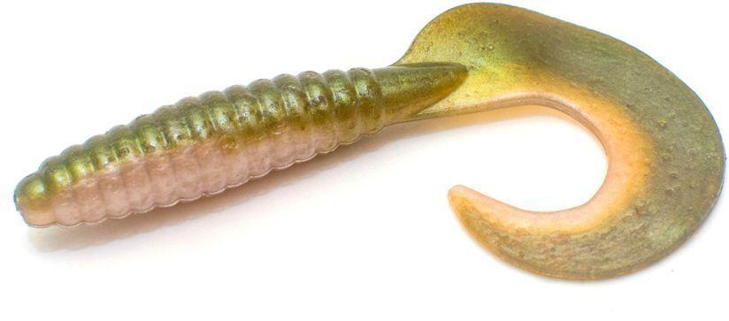 Приманка Yoshi Onyx Tickle Tail. LW04, 65 мм, съедобная, силиконовая, 10 шт89727В основе нового ассортимента Yoshi Onyx – мягкие приманки, предназначенные для ловли крупного хищника. Отличительной чертой новых силиконовых приманок являются интересные формы и неожиданные цветовые решения.