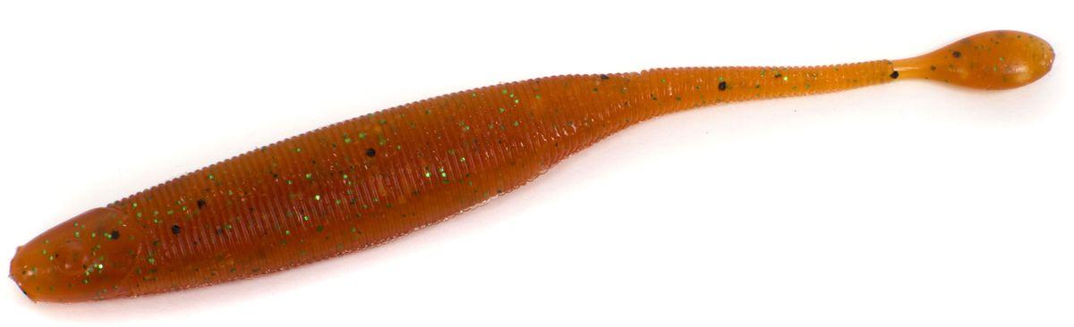 Приманка Yoshi Onyx SliSlug. 01, 130 мм, съедобная, 6 шт95338Большой и эластичный SliSlug от Yoshi Onyx обладает удивительно неотразимой игрой. Своими габаритами и сильнейшими вибрационными волнами он моментально обращает на себя внимание крупных обитателей акватории.
