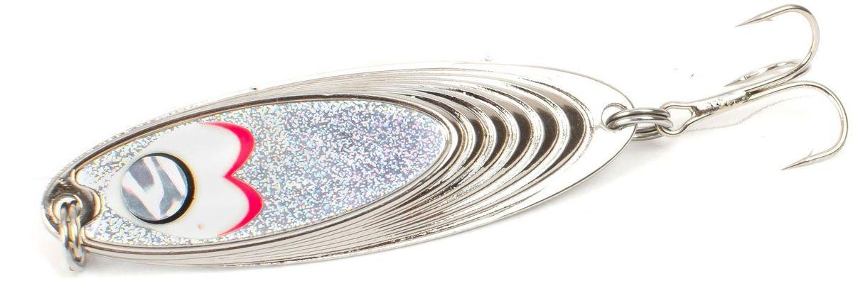 Блесна Yoshi Onyx Yalu Must, 28 г, цвет: 5 (белый, оранжевый)95676Блесна Yoshi Onyx Yalu Must - уникальная, изготовленная с ювелирной точностью, выделяющаяся тщательно рассчитанным и скрупулёзно проверенным, сложным, многогранным профилем, приманка для ловли рыбы. Устойчивые колебания, без остановок и свалов, и отменные баллистические характеристики Must позволяет облавливать как обширные водные акватории так и быстро текущие потоки.