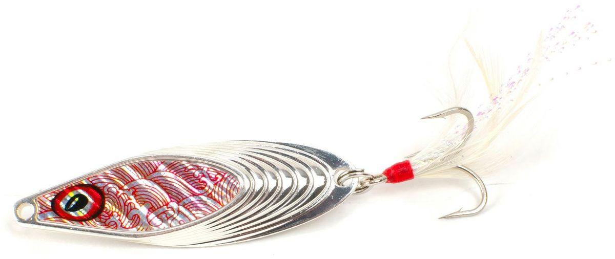 Блесна Yoshi Onyx Yalu Nose, 15 г, цвет: 3 (стальной)95692Блесна Yoshi Onyx Yalu Nose имеет уникальную геометрию, что открывает бесконечный простор для творчества. Возможны практически любые анимации. Ритмичная размеренная пульсация, на скоростной прямой проводке, имитирует убегающую в панике рыбку, хаотическое качание из стороны в сторону, на рывковой ступенчатой проводке, напоминают деловитую суету, кормящегося малька, а нервный трепет, при свободном падении, довольно точно, воспроизводит движения резвящейся в толще воды молоди.