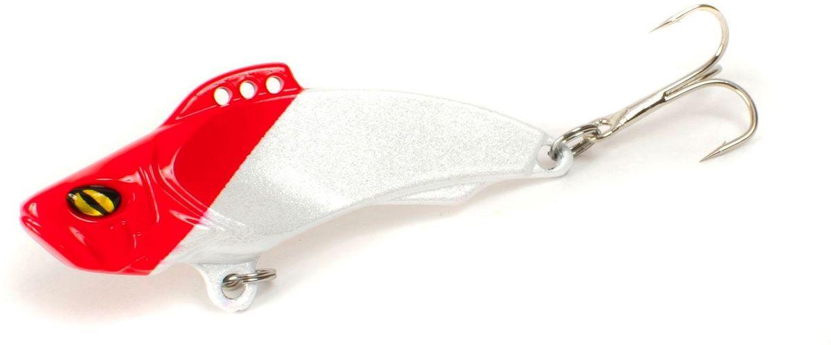 Блесна Yoshi Onyx Yalu Vib, 21 г, цвет: 5 (красный, белый)95772Блесна Yoshi Onyx Yalu Vib - идеальный выбор для ловли практически всех видов рыб в различных условиях и на любых водоёмах и впечатляет своими формами. Чуткий к любым вариантам анимации и замечателен не только на вертикальных проводках при ловле из подо льда, но и удивительно хорош на длинных равномерных прогонах по открытой воде.
