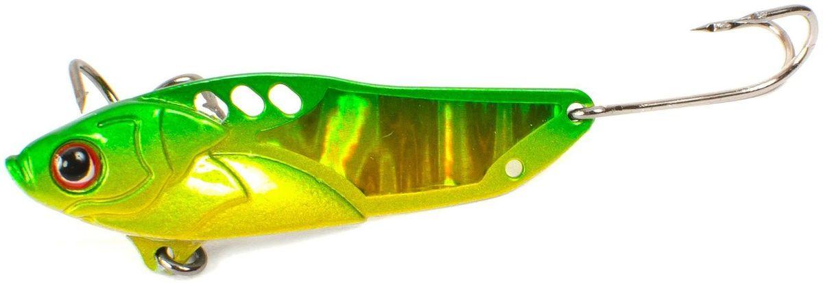 Блесна Yoshi Onyx Yalu Check, 5 г, цвет: 6 (желтый, зеленый)95796Блесна Yoshi Onyx Yalu Check исполнена в оригинальных цветовых сочетаниях, что является идеальным выбором для ловли практически всех видов рыб в различных условиях и на любых водоёмах. Интенсивные колебания Check от Yoshi Onyx отличаются исключительной стабильностью на любых скоростях проводки. Мягкое движение удилищем и приманка, трепетно жужжа деловито пускается в своё путешествие, издалека привлекая внимание, вышедшей на охоту хищника. Незаменимая приманка при ловле в мутной воде.