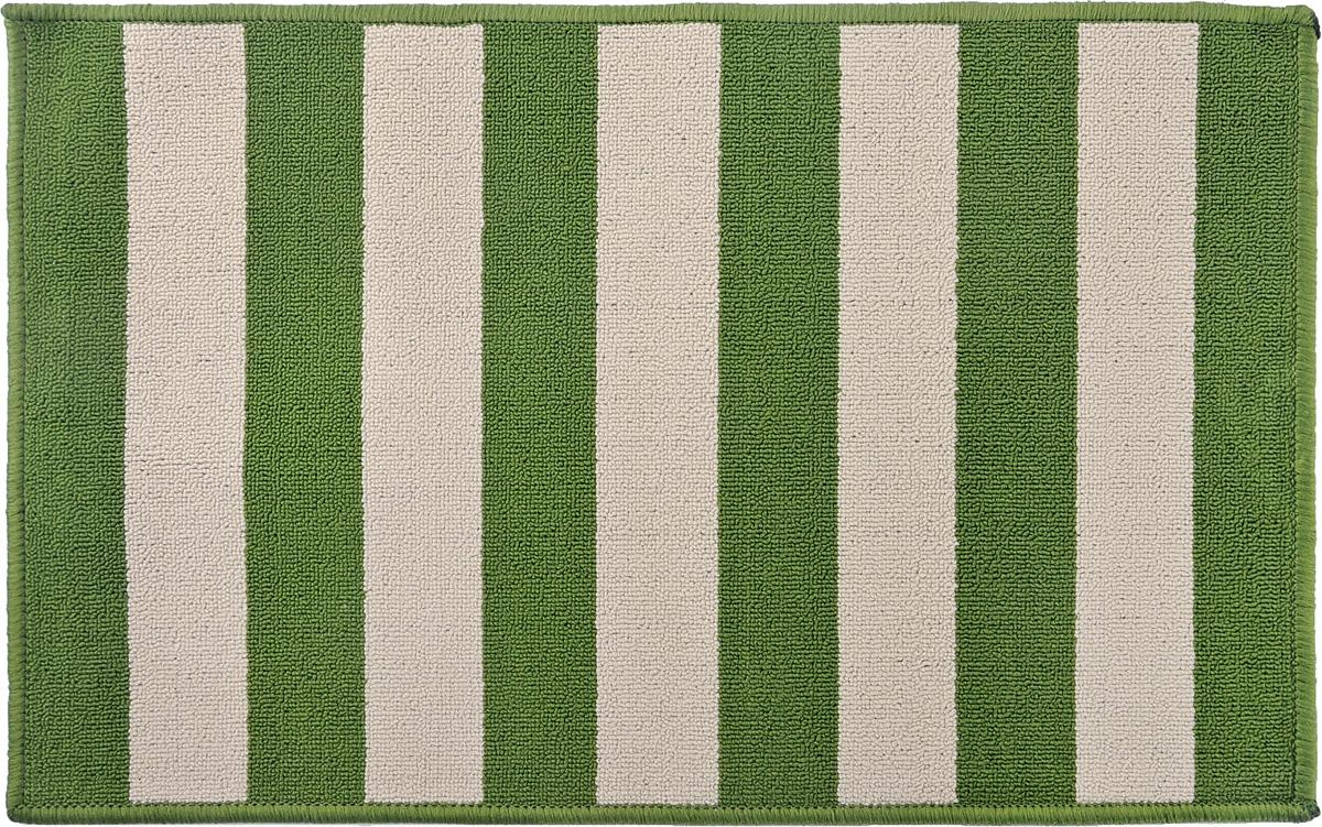 Коврик Vortex Dublin, цвет: зеленый, бежевый, 50 х 80 см22437_зеленый, бежевыйВорс коврика Vortex изготовлен из 100% полипропилена. Коврик оснащен выполненной из латекса подложкой, которая препятствует скольжению. Коврик Vortex гармонично впишется в интерьер вашего дома и создаст атмосферу уюта и комфорта. Изделие отлично подойдет как для использования в доме, так и снаружи.