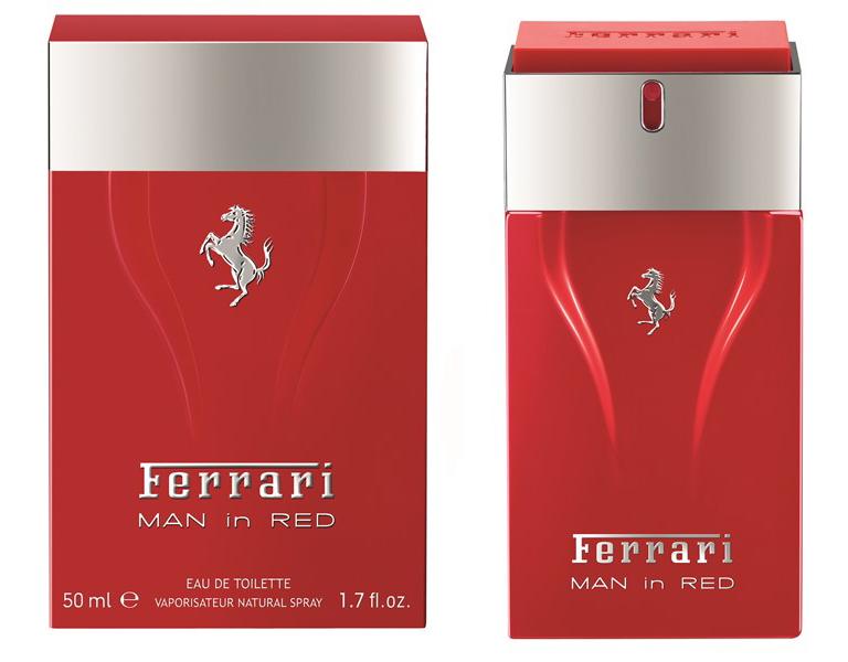 Ferrari Туалетная вода MAN in RED мужская, 50 мл67000536Man in Red Ferrari - это аромат для мужчин, принадлежит к группе ароматов фужерные. Это новый аромат, Man in Red выпущен в 2015. Верхние ноты: Бергамот, Красное яблоко и кардамон; ноты сердца: Лаванда, желтая слива и Апельсиновый цвет; ноты базы: Белый кедр, Тонка бобы и Лабданум.