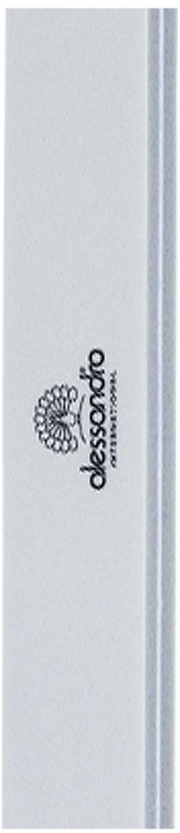Alessandro Полировочный блок для маникюра03-006Для создания идеальных ногтей нужны идеальные инструменты.Абразивность 100/180 грит.Полировочный баф для маникюра.Матирующая пилочка.Специальная пилочка для сглаживания поверхности и придания блеска для натуральных и искусственных ногтей