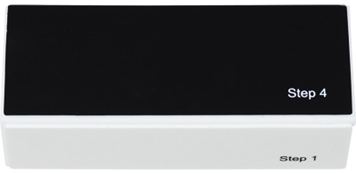 Alessandro Полировочный блок для маникюра03-007Для создания идеальных ногтей нужны идеальные инструменты.Полировочный баф для маникюра,специальный блок гарантирует быструю и простую полировку натуральных и искусственных ногтей.Невероятный глянец за секунды.