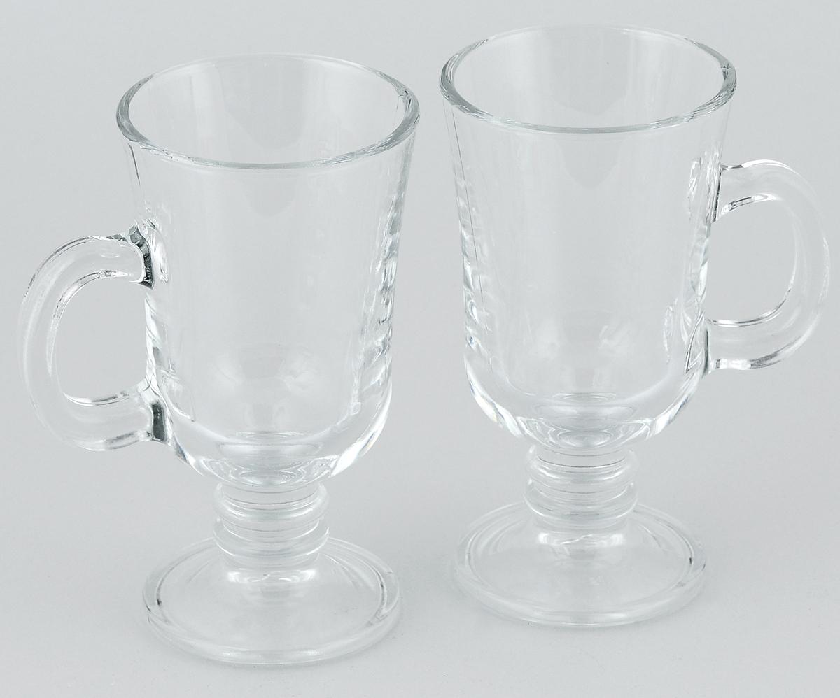 Набор кружек Pasabahce Pub, 215 мл, 2 шт. 55341BT55341BTНабор Pasabahce Pub, состоящий из двух кружек с ручками, несомненно, придется вам по душе. Кружки изготовлены из прочного натрий-кальций- силикатного закаленного стекла. Изделия выполнены в оригинальном элегантном дизайне. Кружки можно использовать для подачи фруктового салата, мороженого, горячих алкогольных напитков, таких, как глинтвейн и многого другого. Набор кружек Pasabahce Pub станет также отличным подарком на любой праздник. Можно мыть в посудомоечной машине и использовать в микроволновой печи. Высота кружки: 15 см. Диаметр кружки (по верхнему краю): 7 см. 215 мл