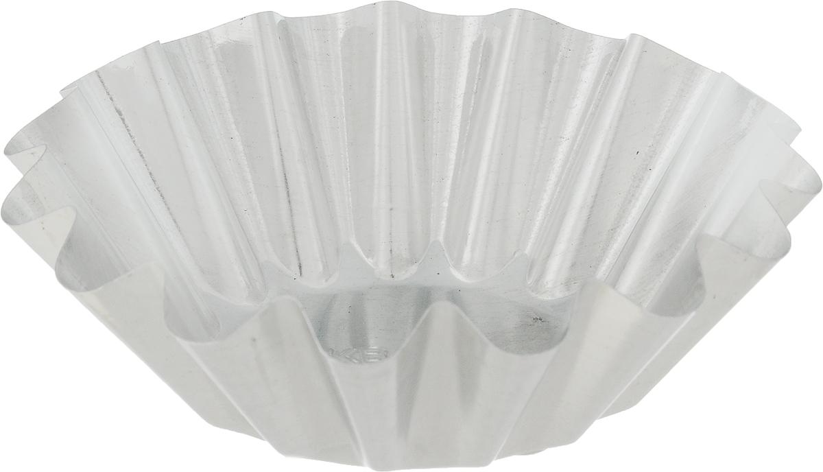 Форма для выпечки Кварц, диаметр 9,5 смКФ-03.000Форма Кварц, выполненная из белой жести, предназначена для выпечки и приготовления желе. Стенки изделия рельефные. С формой Кварц вы всегда сможете порадовать своих близких оригинальной выпечкой. Диаметр формы (по верхнему краю): 9,5 см. Высота формы: 3,2 см.