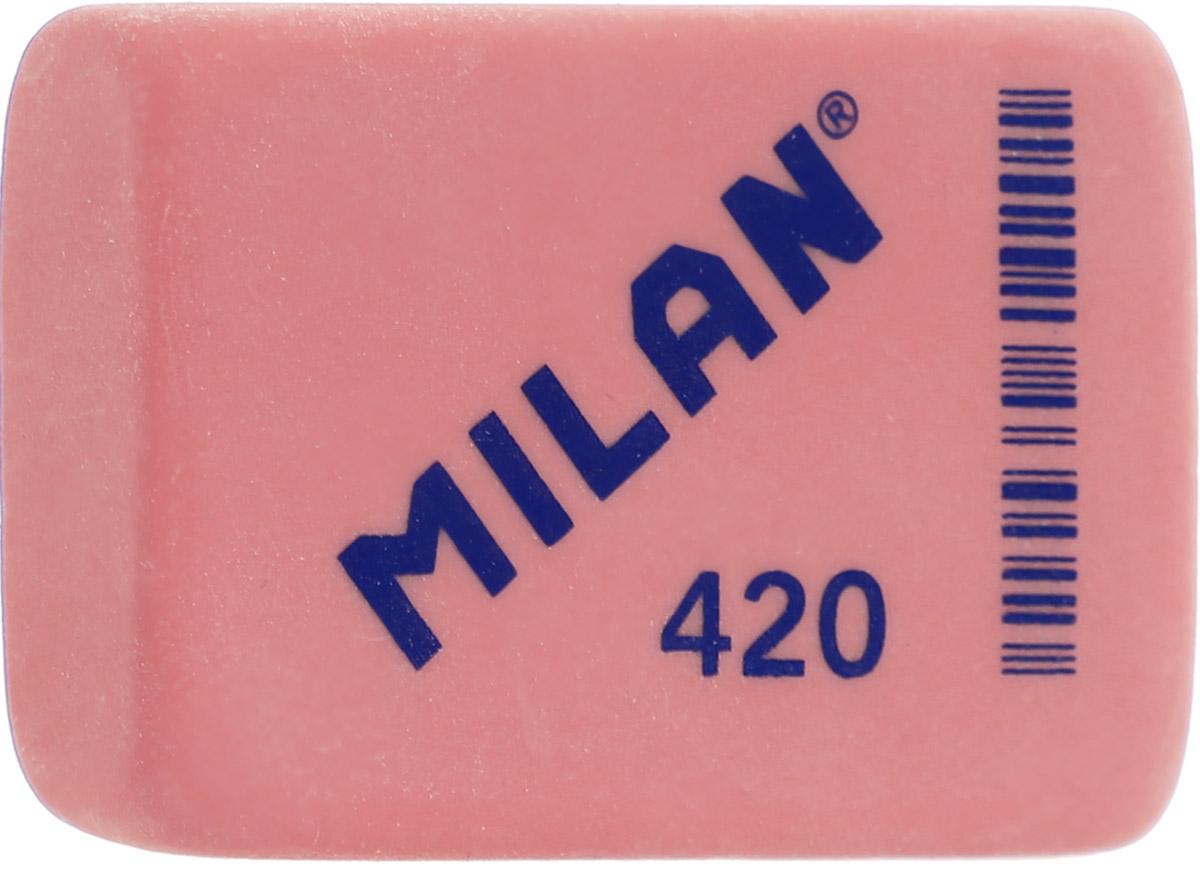 Milan Ластик 420 прямоугольный цвет красныйCMM420_красныйПоликомпонентный ластик Milan традиционной формы имеет высокую абсорбцию и великолепную структуру.