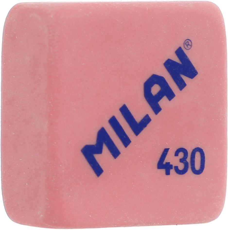 Milan Ластик 430 цвет красныйCMM430_красныйКачественный мягкий ластик Milan предназначен для работы с мягкими карандашами. Имеет классическую квадратную форму.
