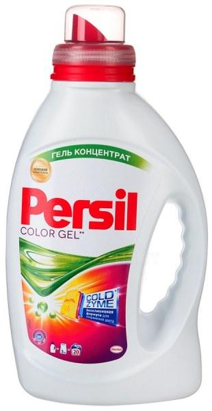 Средство для стирки Persil Color Gel, 1,46 л904714Предназначено для стирки цветных вещей. Эффективно отстирывает даже самые сложные пятна. Благодаря компонентам, способствующим фиксации цвета, сохраняет цвета яркими и сияющими. Легко растворяется в воде. Эффективно удаляет пятна. Глубоко проникает в структуру волокон и не оставляет разводов. Сохраняет цвета яркими. Для стирки цветных изделий из х/б, льняных, синтетических тканей и тканей из смешанных волокон (кроме шерсти и шелка) в стиральных машинках любого типа и ручной стирки, в воде любой жесткости. Состав: 5-15% Н-ПАВ, А-ПАВ 5%, мыло, фосфаты, консервант, отдушка, энзимы. Товар сертифицирован.