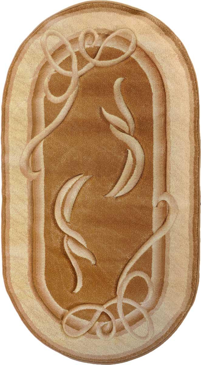 Ковер Emirhan Imperial Carving, 80 х 150 см. 203420130212179861203420130212179861Ковер Emirhan, изготовленный из синтетического полипропилена, прекрасно подойдет для любого интерьера. Структура волокна в полипропиленовых коврах гладкая, поэтому грязь не будет въедаться и скапливаться на ворсе. Практичный и износоустойчивый ворс не истирается и не накапливает статическое электричество. Ковер обладает хорошими показателями теплостойкости и шумоизоляции. Оригинальный рисунок позволит гармонично оформить интерьер комнаты, гостиной или прихожей. За счет прочного ворса ковер легко чистить. При надлежащем уходе синтетический ковер прослужит долго, не утратив ни яркости узора, ни блеска ворса, ни упругости. Самый простой способ избавить изделие от грязи - пропылесосить его с обеих сторон (лицевой и изнаночной). Влажная уборка с применением шампуней и моющих средств не противопоказана. Хранить рекомендуется в свернутом рулоном виде.