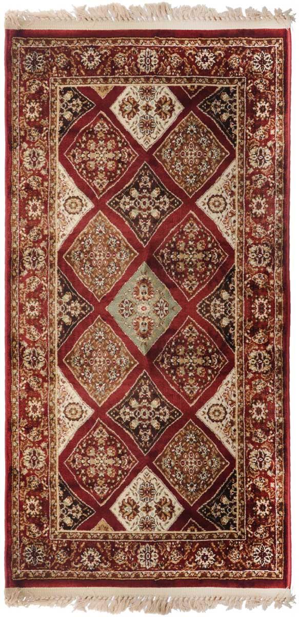 Ковер Mutas Carpet Силк, 80 х 150 см. 203420130212176175203420130212176175Ковер Mutas Carpet, изготовленный из высококачественного материала, прекрасно подойдет для любого интерьера. За счет прочного ворса ковер легко чистить. При надлежащем уходе синтетический ковер прослужит долго, не утратив ни яркости узора, ни блеска ворса, ни упругости. Самый простой способ избавить изделие от грязи - пропылесосить его с обеих сторон (лицевой и изнаночной). Влажная уборка с применением шампуней и моющих средств не противопоказана. Хранить рекомендуется в свернутом рулоном виде.