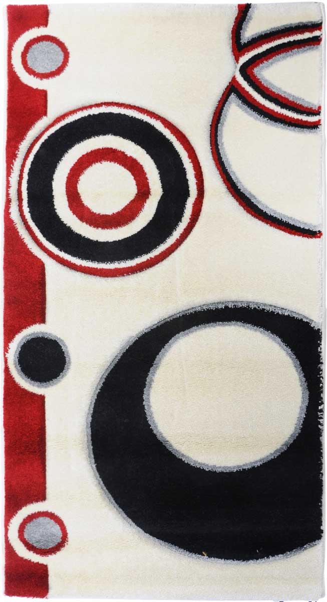 Ковер Mutas Carpet Супер Панда, 80 х 150 см. 203420130212184156203420130212184156Ковер Mutas Carpet, изготовленный из высококачественного материала, прекрасно подойдет для любого интерьера. За счет прочного ворса ковер легко чистить. При надлежащем уходе синтетический ковер прослужит долго, не утратив ни яркости узора, ни блеска ворса, ни упругости. Самый простой способ избавить изделие от грязи - пропылесосить его с обеих сторон (лицевой и изнаночной). Влажная уборка с применением шампуней и моющих средств не противопоказана. Хранить рекомендуется в свернутом рулоном виде.