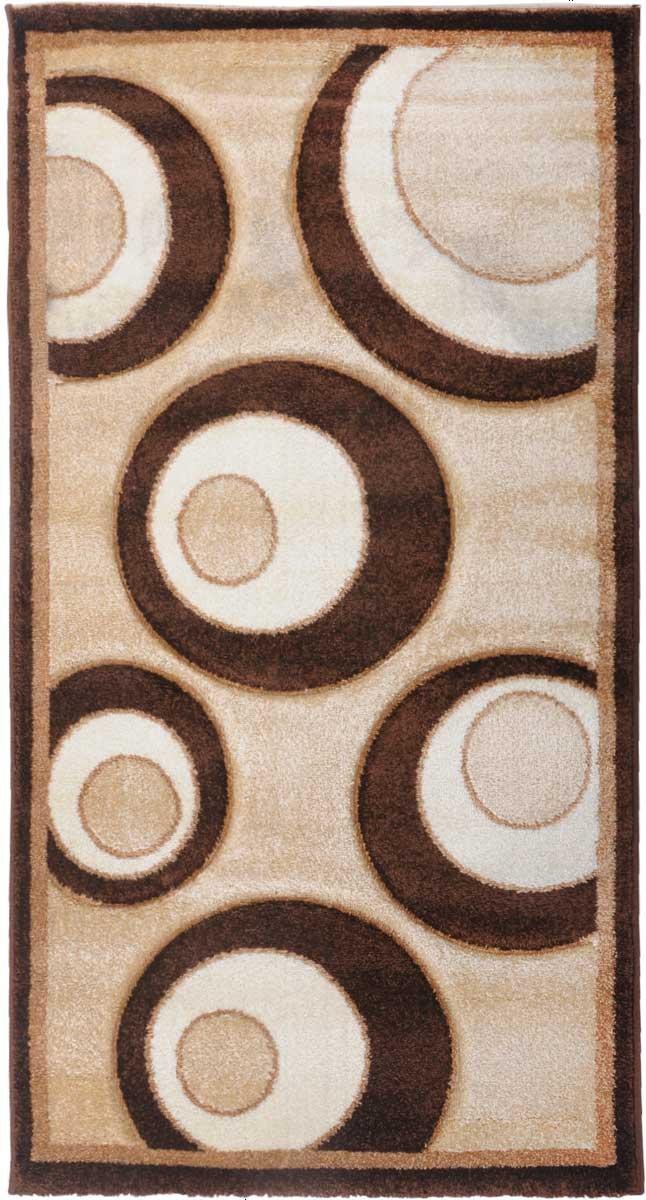 Ковер Mutas Carpet Панда, 80 х 150 см. 203420130212184149203420130212184149Ковер Mutas Carpet, изготовленный из высококачественного материала, прекрасно подойдет для любого интерьера. За счет прочного ворса ковер легко чистить. При надлежащем уходе синтетический ковер прослужит долго, не утратив ни яркости узора, ни блеска ворса, ни упругости. Самый простой способ избавить изделие от грязи - пропылесосить его с обеих сторон (лицевой и изнаночной). Влажная уборка с применением шампуней и моющих средств не противопоказана. Хранить рекомендуется в свернутом рулоном виде.