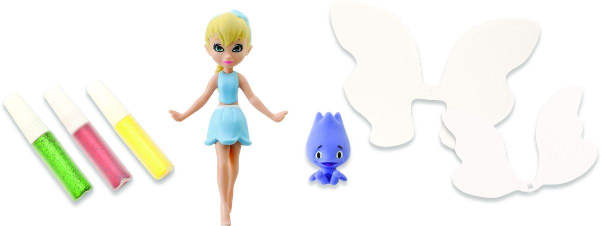 Shimmer Wing Игровой набор с мини-куклой Фея Тюльпан SWF0005b