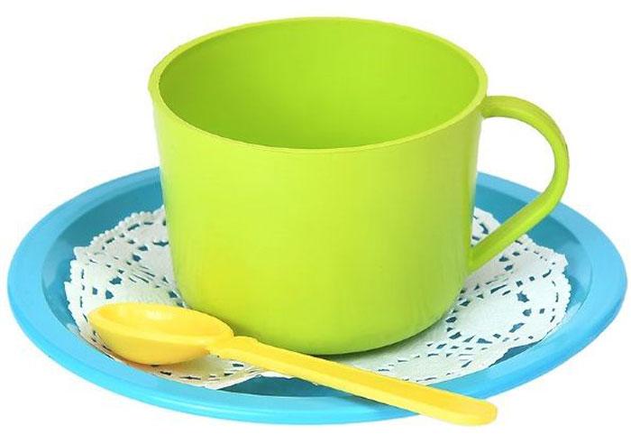 Росигрушка Набор детской посуды Мята