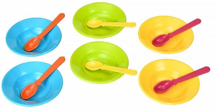 Росигрушка Набор детской посуды На первое