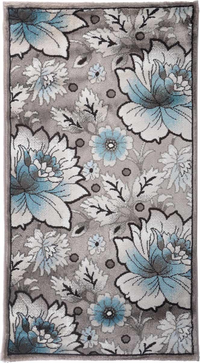 Ковер Mutas Carpet Хит-Сет Симфони, 80 х 150 см. 203420130212180532203420130212180532Ковер Mutas Carpet, изготовленный из высококачественного материала, прекрасно подойдет для любого интерьера. За счет прочного ворса ковер легко чистить. При надлежащем уходе синтетический ковер прослужит долго, не утратив ни яркости узора, ни блеска ворса, ни упругости. Самый простой способ избавить изделие от грязи - пропылесосить его с обеих сторон (лицевой и изнаночной). Влажная уборка с применением шампуней и моющих средств не противопоказана. Хранить рекомендуется в свернутом рулоном виде.