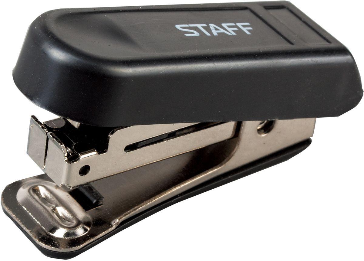 Staff Степлер Эконом цвет черный №10 224624