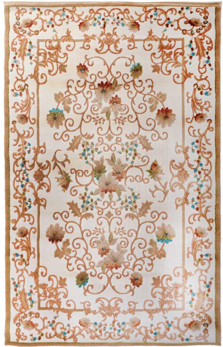 Ковер Mutas Carpet Маре, цвет: коричневый, 120 х 170 см. 705009705009Ворс: 100% акрил (исскусственная шерсть)