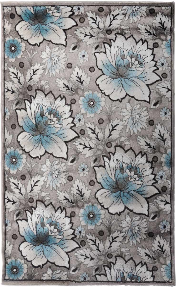 Ковер Mutas Carpet Хит-Сет Симфони, 120 х 180 см. 203420130212180536203420130212180536Ковер Mutas Carpet, изготовленный из высококачественного материала, прекрасно подойдет для любого интерьера. За счет прочного ворса ковер легко чистить. При надлежащем уходе синтетический ковер прослужит долго, не утратив ни яркости узора, ни блеска ворса, ни упругости. Самый простой способ избавить изделие от грязи - пропылесосить его с обеих сторон (лицевой и изнаночной). Влажная уборка с применением шампуней и моющих средств не противопоказана. Хранить рекомендуется в свернутом рулоном виде.